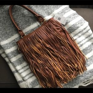 Steve Madden Fringe Shoulder bag